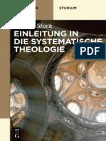 Einleitung in die systematische-theologie de gruyt