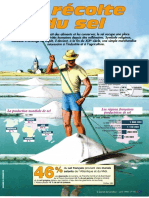 Infographie Carrefour - La Récolte Du Sel