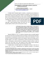 Almeida2019 -  Sobre o Debate Paradigmático. Capitalismo Agrário e Questão Agrária em Questão