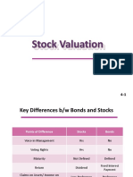 Lecture Common stock valuation-converted