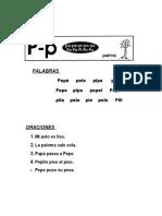 Dictado P