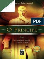 ((comentários de Napoleão I e Cristina da Suécia)) Nicolau Maquiavel - O Príncipe-Jardim dos Livros (2013).pdf