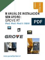 MANUAL INSTALACION SEMÁFORO TEREX   GROVE  RT 03082020