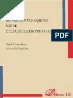 100 Preguntas Básicas Sobre Ética de La Empresa (2a. Ed.)