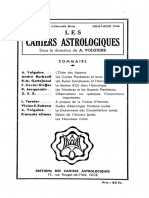 Cahiers astrologiques 4