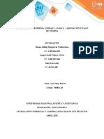 trabajo colaborativo  – Evaluación intermedia- unidad 2- paso 3