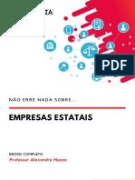 31. Empresas Estatais