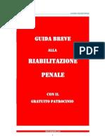 Manuale Guida Breve Riabilitazione Penale