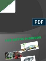 TRABAJO IMFORMATICA LOS AUTOS HIBRIDOS