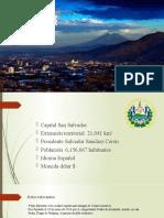 EL SALVADOR PIB