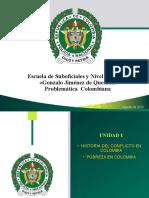 AYUDAS PROBLEMATICA COLOMBIANA-HISTORIA VIOLENCIA EN COLOMBIA-POBREZA