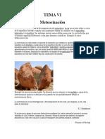 TEMA VI METEORIZACIÓN.docx