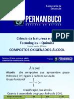 Compostos Oxigenados Álcool.ppt