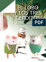 FICHAS-El-lobo-y-los-tres-cerditos