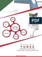Electropolished Tube - Electropolished Stainless Steel Tubing - Electropolish Tube - Rensa Tubes