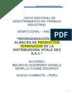 Proyecto Almacen.doc