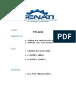 trabajo de GESTI{ON DE INVENTARIO - BOCANEGRA Y LINO
