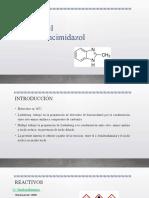 Síntesis del 2- metilbencimidazol