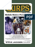 GURPS 4ª Edição - Módulo Básico Edição de Luxo [Impressão] [Conteúdo].pdf