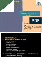 HIDRAULICA URBANA SESION 1.pptx