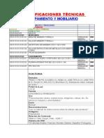 ESPEC. MOBILIARIO Y EQUIP