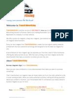 Transit Advertising Information Kit