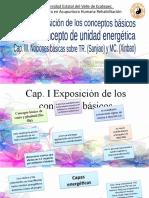 Presentación cap 1-2-3