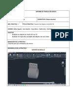 Informe Final Dibujo Industrial