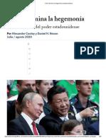 Cómo termina la hegemonía estadounidense bien.pdf