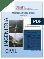 MECANICA DE FLUIDOS 2 COLPASO DEL PUENTE CHIRAJARA.pdf