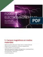 [06] Magnetostática en medios materiales