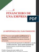 PLANEAMIENTO FINANCIERO DE UNA EMPRESA