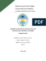 Jornada UNT-Cornejo Luna-Investigación de Mercados