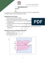 Prosthetic 6