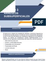 UNIDAD 3 ESTADO SUBSUPERFICIAL