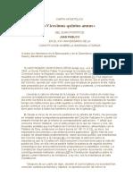 carta 1988_vicesimus quintusannus
