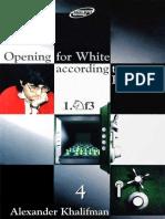Opening for White according to Kramnik 1.Nf3, Volume 4 (Repertoire Books) ( PDFDrive.com ).pdf
