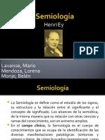 Semiología de Henry Ey
