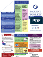 parent toolkit brochure for schools
