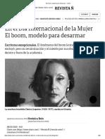 El boom, modelo para desarmar - Clarín