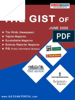 The Gist JUNE 2020 - IAS EXAM PORTAL .pdf