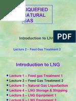 LNG Training 2 - Feed Gas Treatment 2