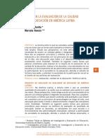 Texto 17. Retos en la evaluación de la calidad de la educación en América Latina..pdf
