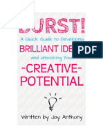 Be Creative - A Quick Guide to Developing Brilliant Ideas  Unlocking Your Creative Potential by Jay Anthony (z-lib.org).pdf