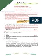 Tps Minggu Paskah II Pesta Kerahiman Ilahi PDF
