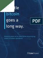 en Report a Little Bitcoin Goes a Long Way