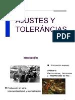 Ajustes y toleráncias 1