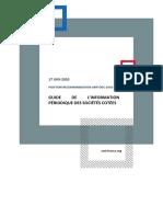 Guide de l'information périodique des sociétés cotées (1)