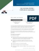 Méthode LEAD - Les success story