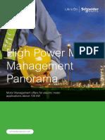 High Power Motor Management  Panorama
